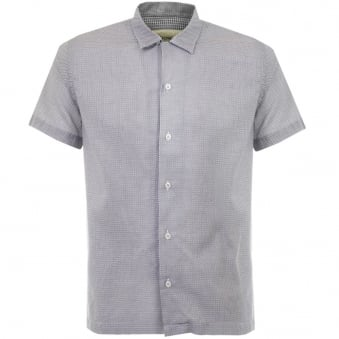 Universal Works Road Zodiac Grey Shirt 14660
