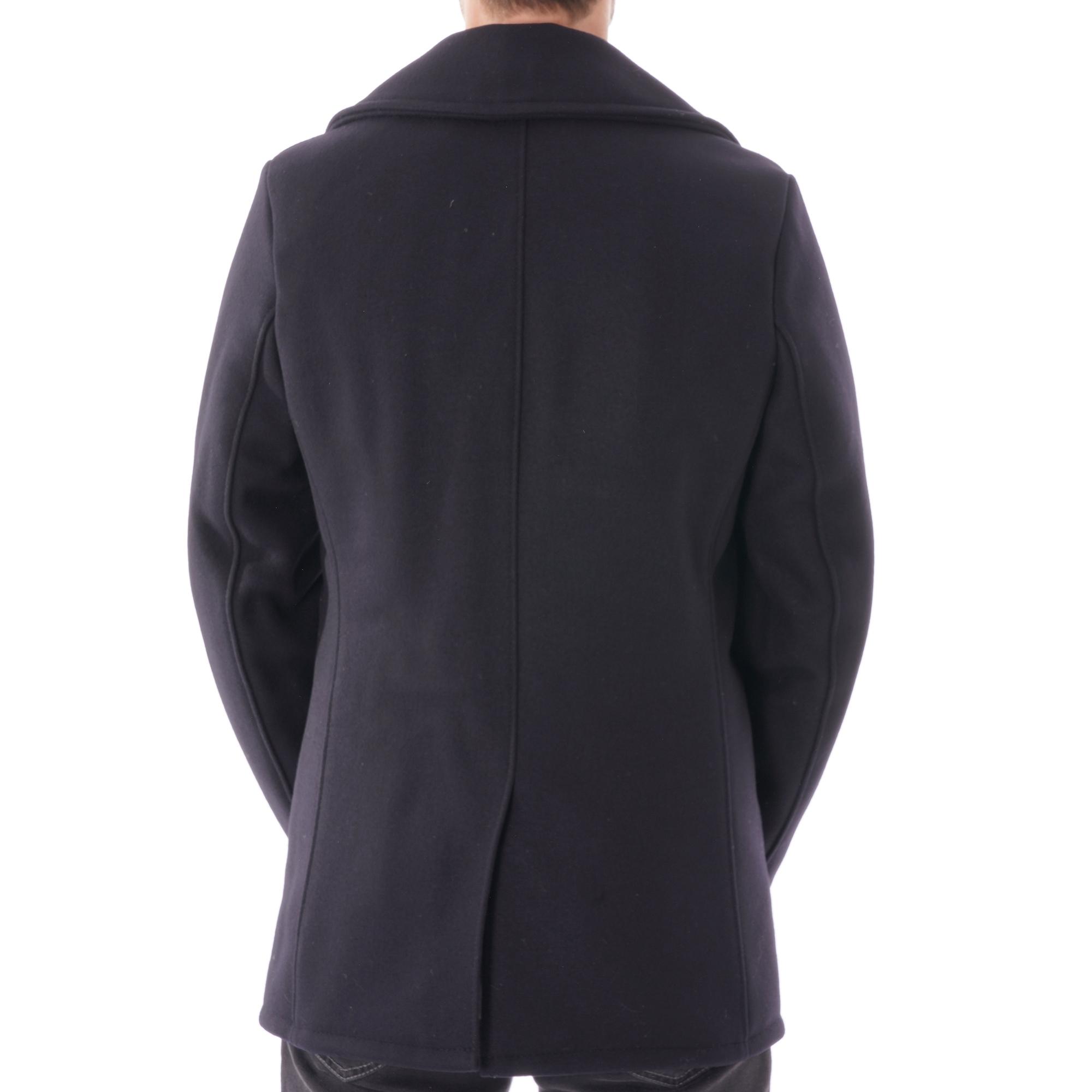 fantastiskt urval bästa grossist godkännandepriser Schott NYC Clothing | US 740N Pea Navy Jacket