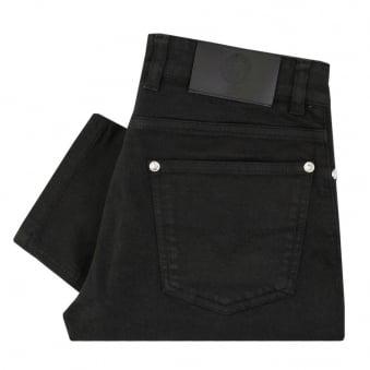 Versus Versace Black Denim Jeans BU40159
