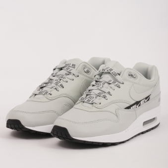 Air Max 1 SE Overbranded - Silver 8b5ebbd1b