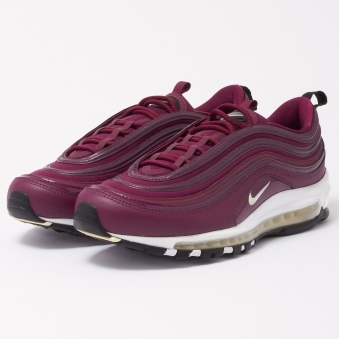 Womens Air Max 97 PRM - Bordeaux