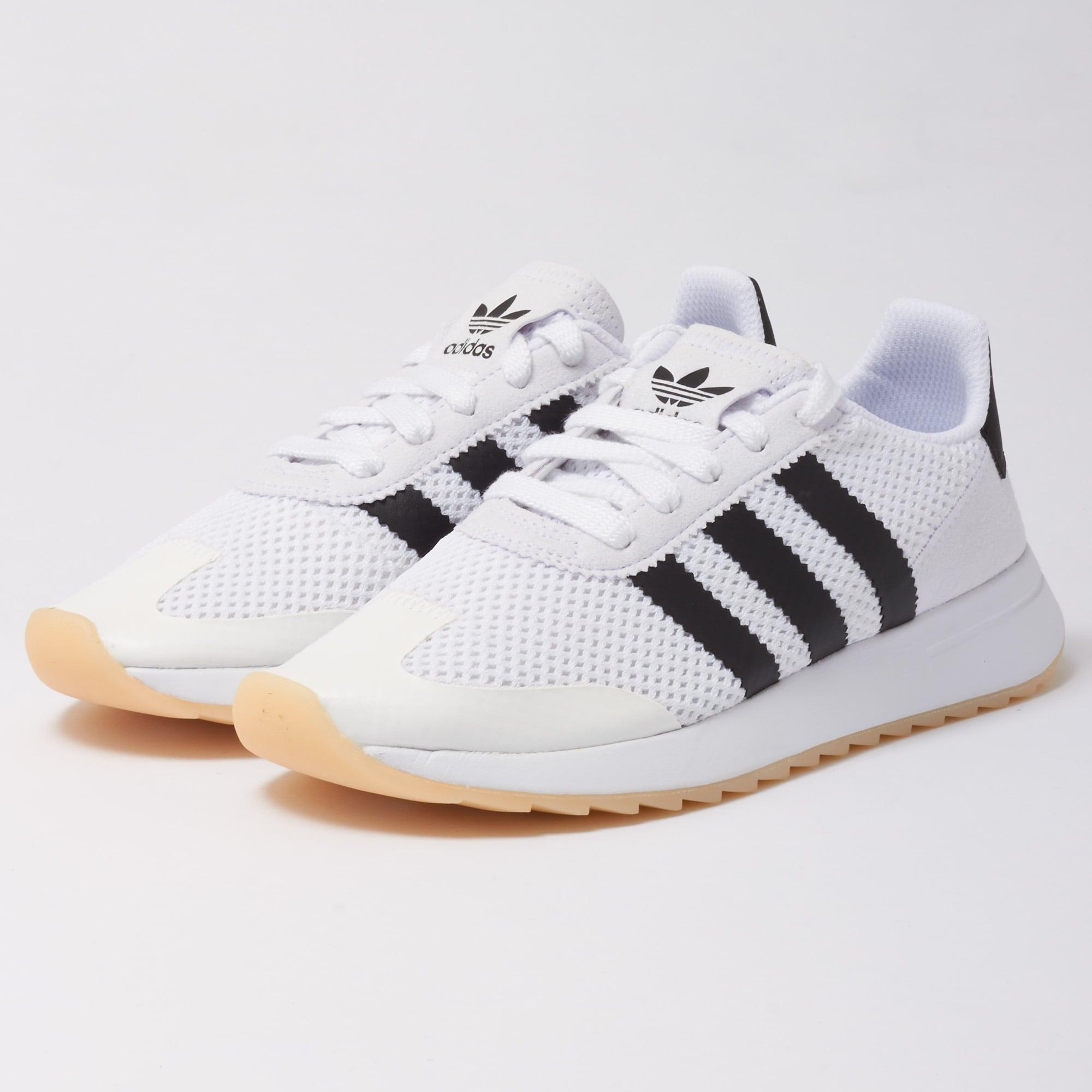 aeee0dd99ff Adidas Originals Womens FLB Sneakers (White) at Dandy Fellow
