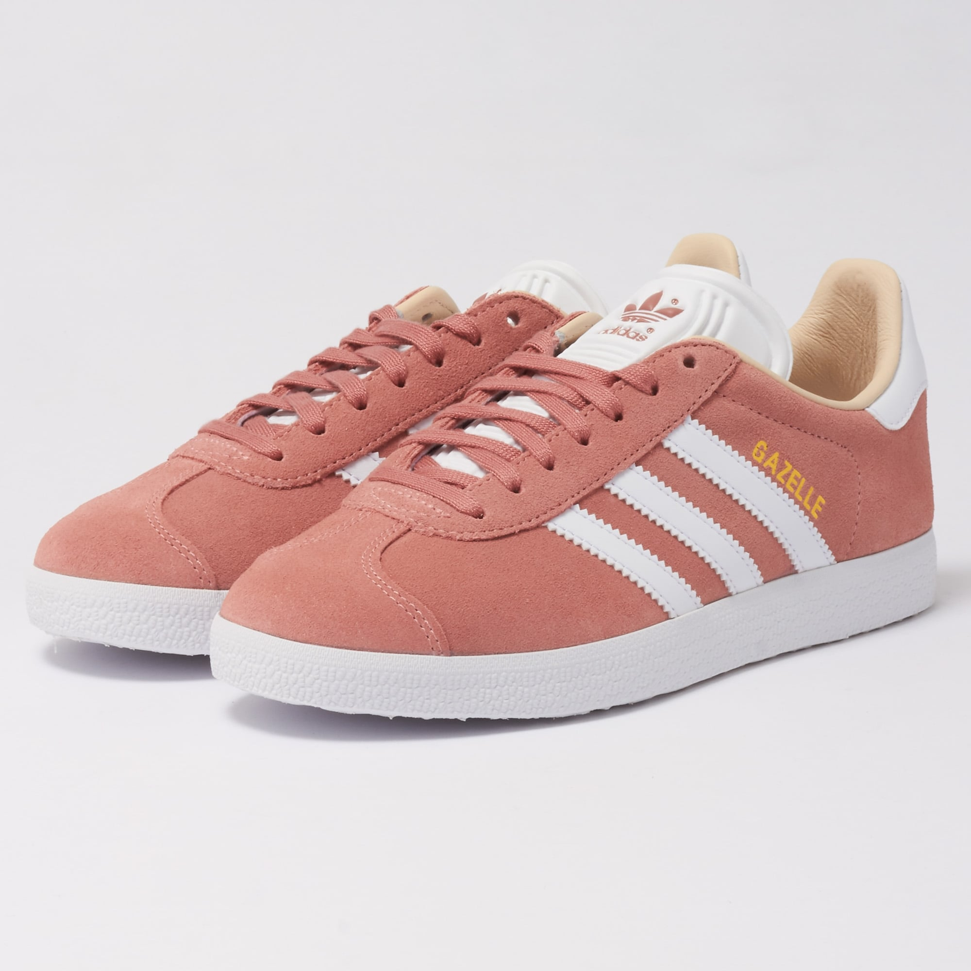 ... Adidas Originals Womens Wmns Gazelle Sneakers. Tap image to zoom.  Gazelle Trainers - Ash Pearl · Gazelle Trainers - Ash Pearl f8516a888