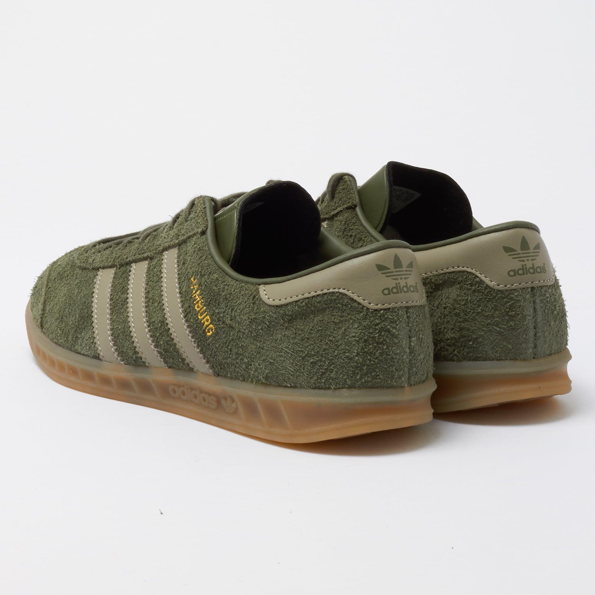 Adidas Originals Hamburg W St Major Tech Beige At Dandy Fellow