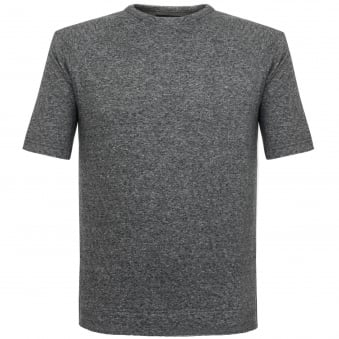 Wolsey Crew Charcoal T-Shirt WNP06