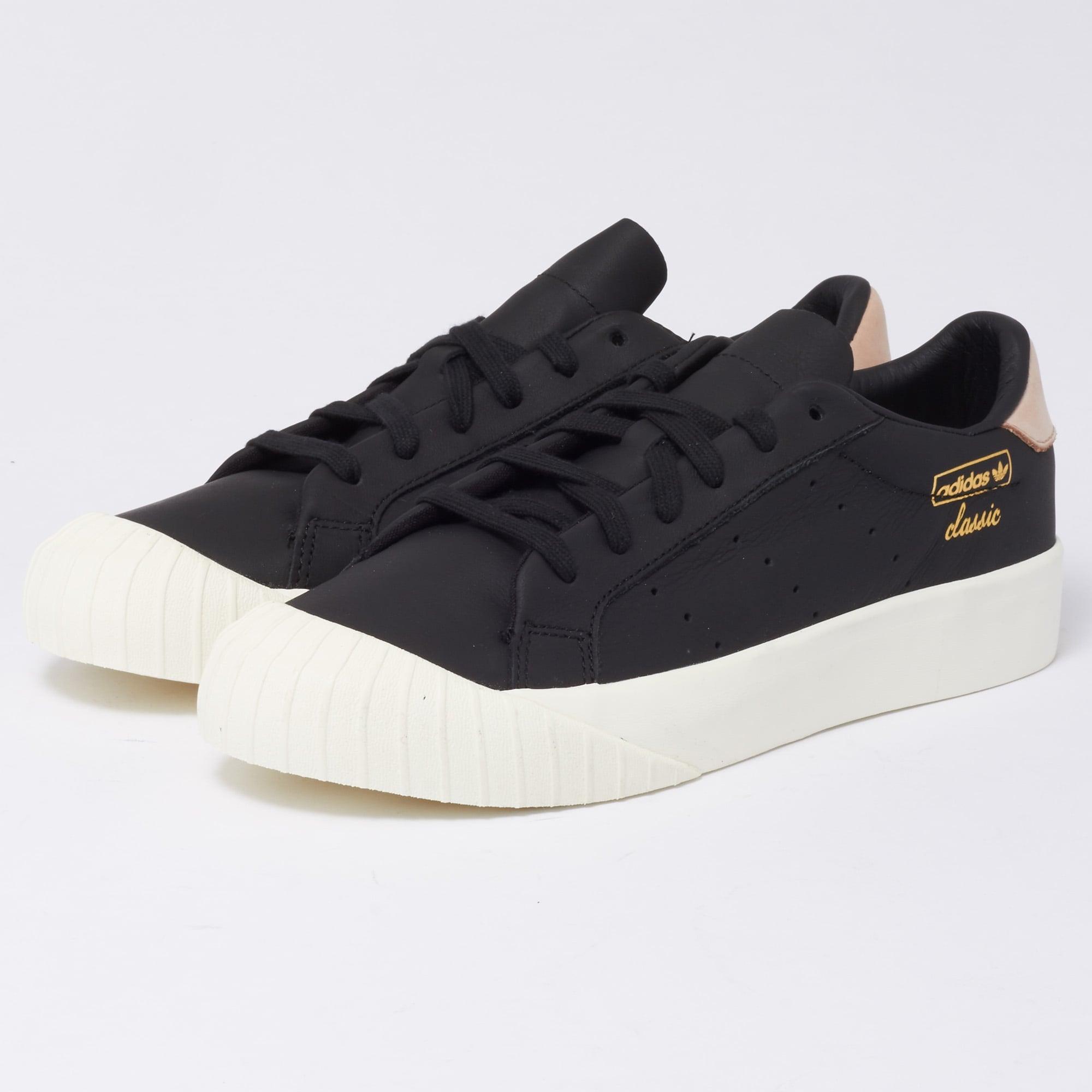 868c272f67a2 Adidas Originals Everyn Trainers (Black   Pink) at Dandy Fellow