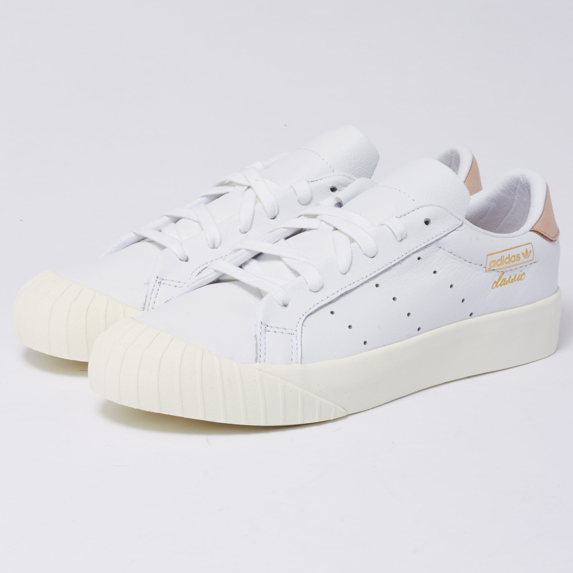 Adidas Originals Everyn Trainers (White   Pink) at Dandy Fellow 575e24fa0