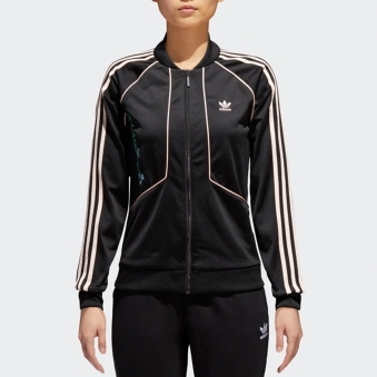 Women's SST Track Top - Black