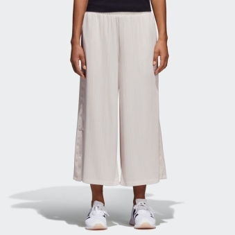 Womens Linen Styling Compliments Ribbed Pants