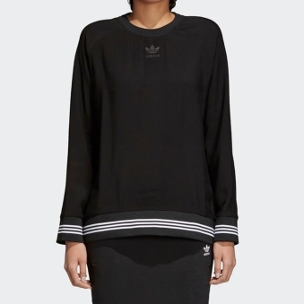 Black Womens Sweatshirt
